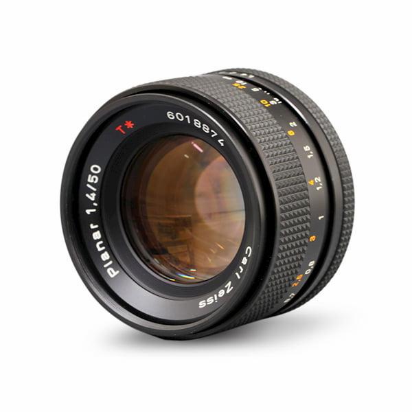 Contax Planar 50mm F1.4