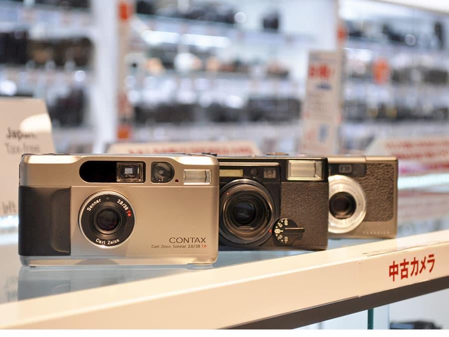 おすすめ35mmフィルムカメラ