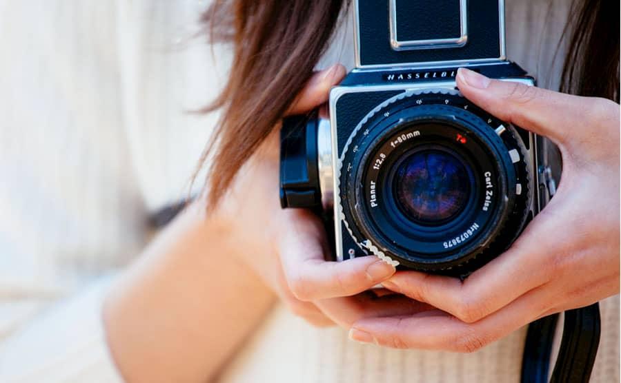 中判フィルムカメラ | イメージ